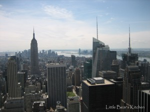 View of Manhattan from Top of the Rock