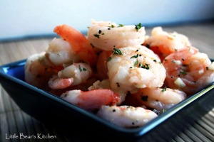 Lemon Pepper Shrimp Scampi 3