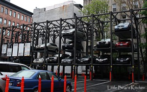 New York Parking Structure