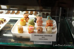 New York Marzipan Animals