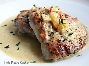Chicken Scaloppine2