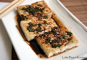 Korean Fried Tofu