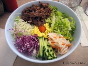 Sunny Bowl Bibimbap