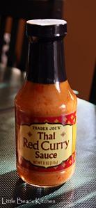 TJ's Thai Red Curry Sauce