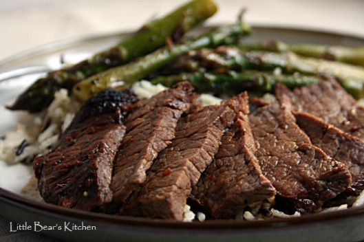 Oriental Flank Steak